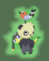 New X Y Pokemons!!! by MagneticBoom