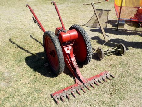 Lawn care implements by thoughtengine