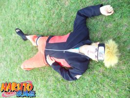 Naruto Uzumaki cosplay by Roddy-Shinigami