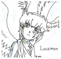 Lucemon's Rookie Mode by wackko200