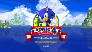 Sonic the Hedgehog 4 - Episode I by UKD-DAWG