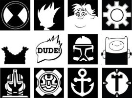 Icons Check It-Shows by sebastiancooper