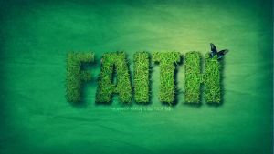 Grass-Font manipulation by Faith-LV
