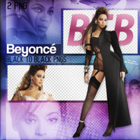 PNG Pack(383) Beyonce by BeautyForeverr