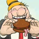 Daily Sketches J Wellington Wimpy by fedde