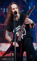 Children of Bodom: Alexi Laiho by TsuiokuHen