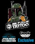 Boba Fett Star Wars Celebration Europe by Geekincognito