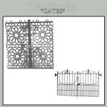Gate Brushes by E-Stock