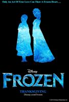 Frozen Fan-Made Movie Poster 1 by ESPIOARTWORK-102