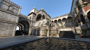 Village Courtyard ACSEL Shader by Pret-A-3D