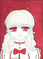 Victoria, Victoria, Such a Deep Red Suits You by Kira-K320