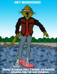 Mongoose Mcfly by cartercomics