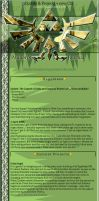 The Legend of Zelda JournalCss by stardrop