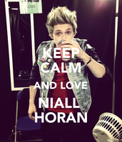 Keep Calm and Love Niall by StrawberryGiggles