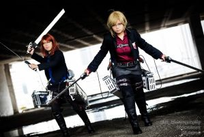 Attack On Titan: [Project Chrome Decay] 2 by vampire-mage