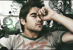 Colin Farrell by Dxvid21