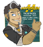 Hyperion Tested... by itsaaudra
