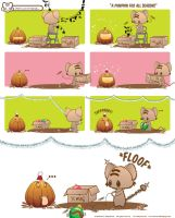 A Pumpkin For All Seasons by lafhaha