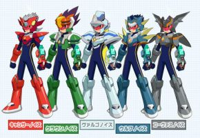 Saint Megaman?? by Refuteku