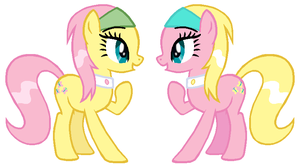 Flutter Twins by Durpy
