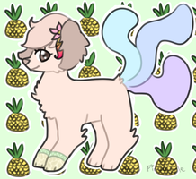 Pineapple Queen by pinalapple