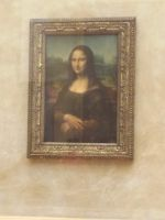 The Mona Lisa by DavidEvz