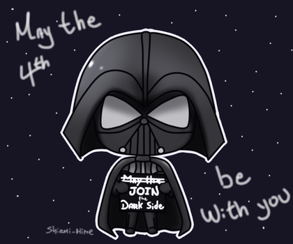 Join the Dark Side by Shiemi-Hime