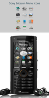 Sony Ericsson Menu Icons by INSEKTart