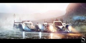 Le Mans off road by SaphireDesign