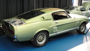 '67 Shelby GT500 w/ History (1) by JShafer