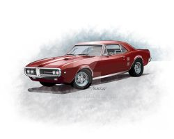 68 Firebird by CouncilC