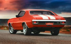 454 Chevelle revisited by RaynePhotography
