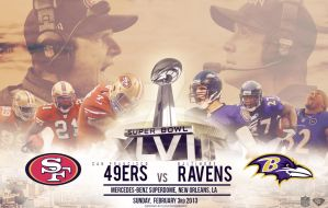 Super Bowl XLVII Wallpaper v2 by DiamondDesignHD