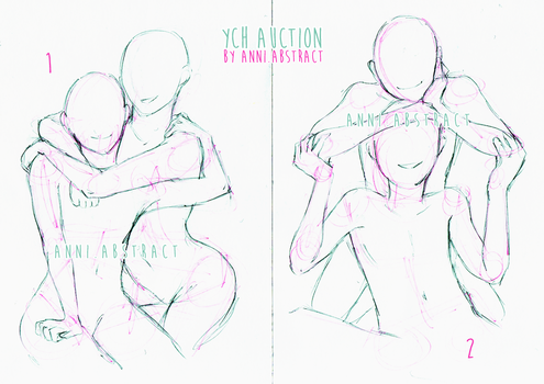 YCH Auction #4 (2/2 OPEN) by anniabstract