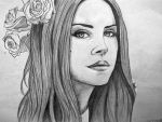 Lana del Rey by WishOfBlood
