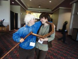 SAF2013: Jack FrostxHiccup? by Soraply11