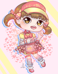 Persona 4: NANAKO ALL NIGHT by theamazingwrabbit
