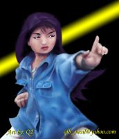 Tribute to Thuy Trang by qlbanks