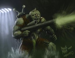 MUCK MAN by theoggster