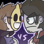 Panshios VS Andrew by Mental-D-Andrew