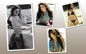 Emmanuelle Chriqui Wallpaper 1 by seb88