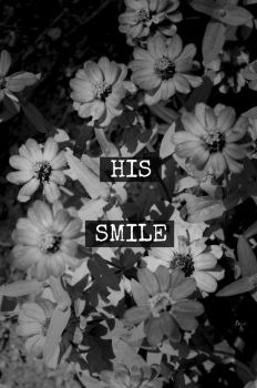HIS SMILE by Abii-Murder