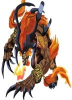 Ifrit by daylover1313