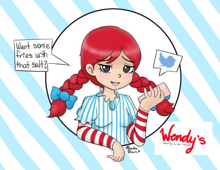 Wendys Serving Up Sass by MochaBewr