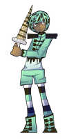 Chocolate Mint More Like Screeches And Dies ++RQ++ by GEEASAURUS