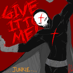 Junkie-FULL VIEW by ZarathePirate