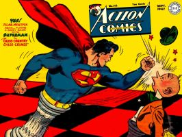Action Comics 112 by Superman8193