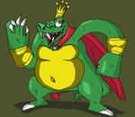 King K. Rool by that-one-guy-again