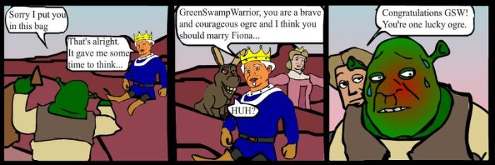 Page 75 : Permission Granted by GreenSwampWarrior