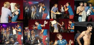 One Direction at G-A-Y by hot-stuff123